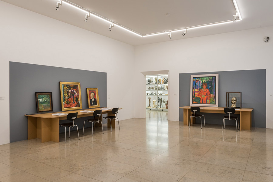 Museum lighting and galleries led luminaires 2