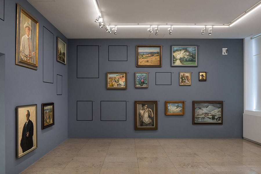 Museum lighting and galleries led luminaires 7